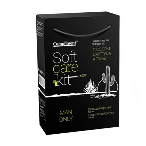 COMPLIMENT SOFT CARE KIT. MAN ONLY ПН № 1292