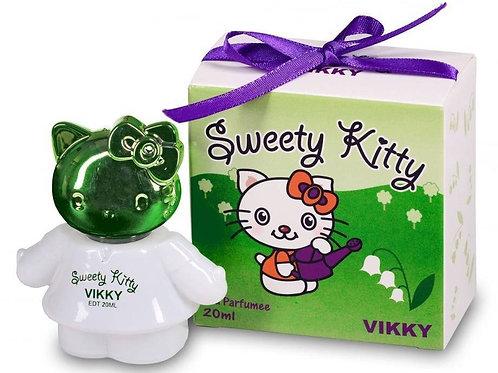 VIKKY Sweet Kitty детская душистая вода 20 мл ПонтиПарфюм