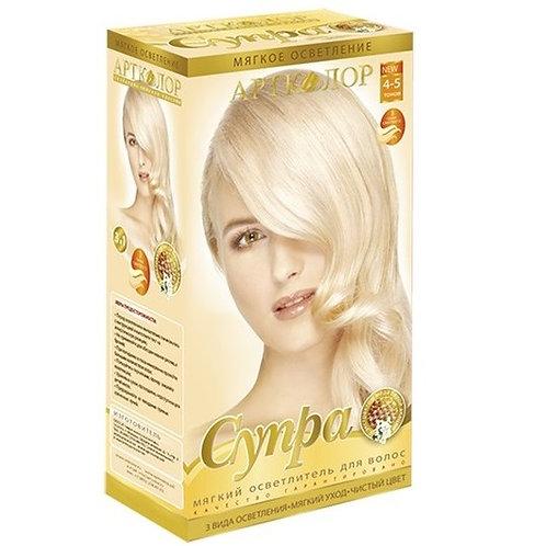 Супра Осветлитель для волос 4-5 тонов