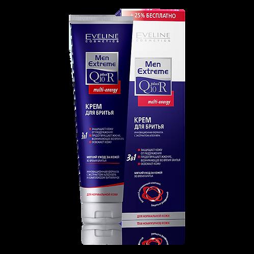 Men Extreme Q10+R Multi-Energi Крем для бритья 3в1