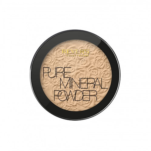 REVERS Mineral PURE Compact Powder Минеральная пудра для лица