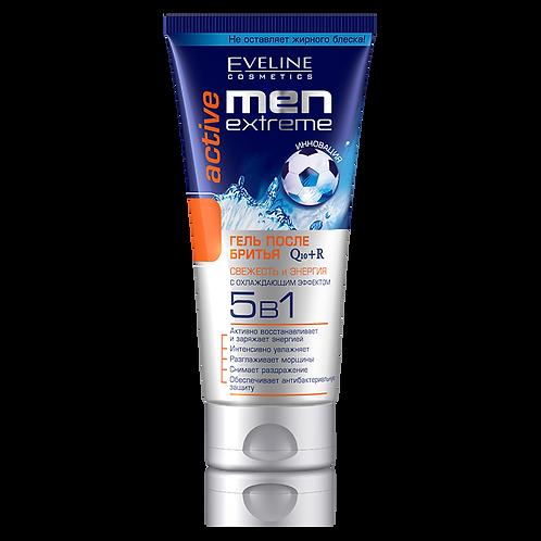 Men Extreme Q10+R Active Гель после бритья 5в1