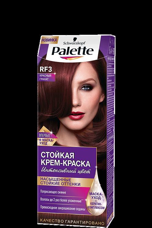 RF3(4-88) Красный Гранат Краска для волос Palette (Палетт)