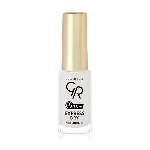 """№ 07 Лак """"EXPRESS DRY 60Sec"""" для ногтей 7мл"""