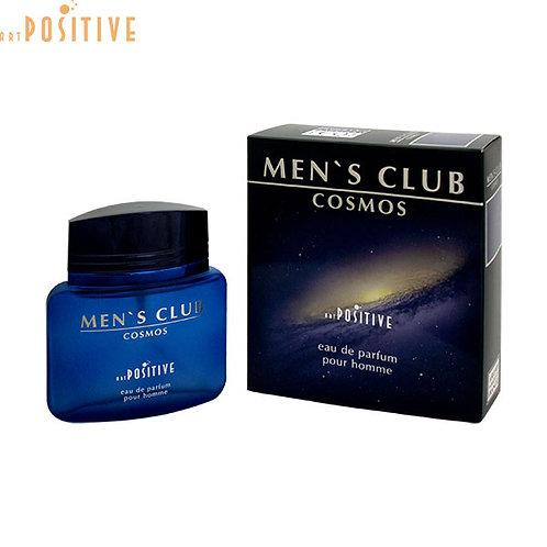 MEN'S CLUB COSMOS  Парфюмерная вода для мужчин, 90 мл