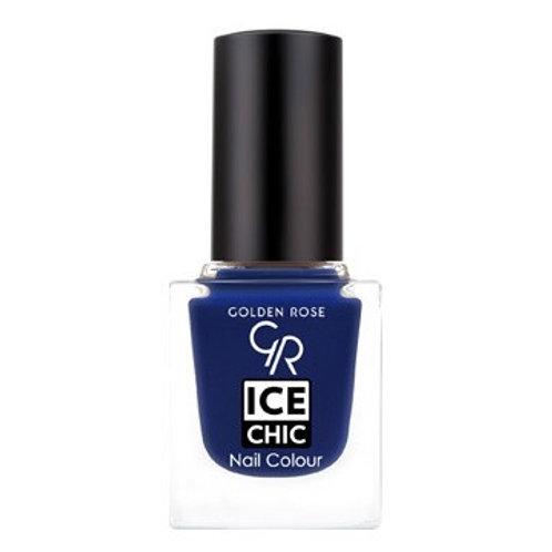 № 75 GR Ice Chic Лак для ногтей 10,5 мл.