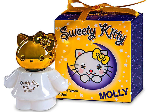 MOLLY Sweet Kitty детская душистая вода 20 мл ПонтиПарфюм