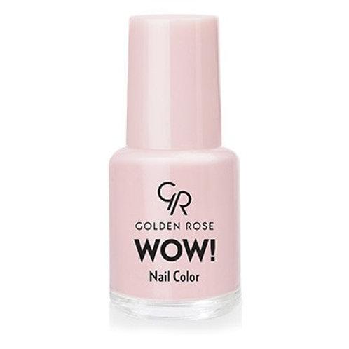 "№ 09 Лак ""WOW!"" для ногтей 6мл"