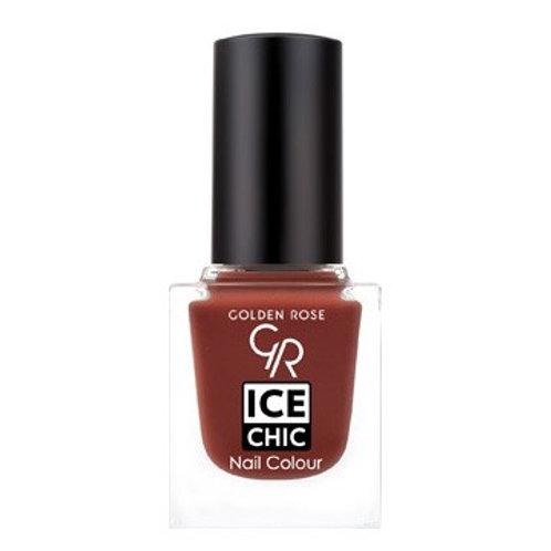 № 21 GR Ice Chic Лак для ногтей 10,5 мл.