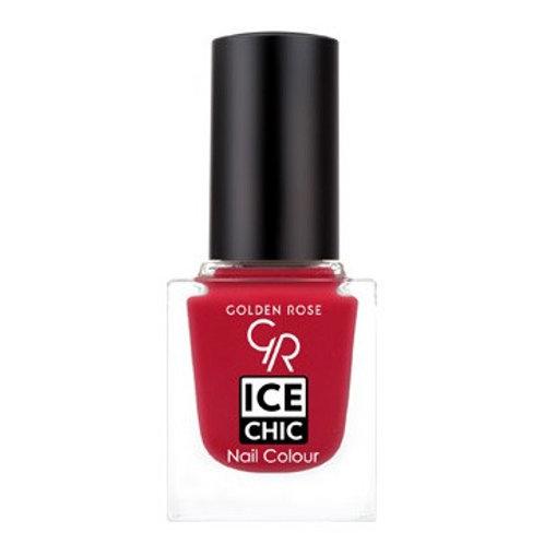 № 37 GR Ice Chic Лак для ногтей 10,5 мл.