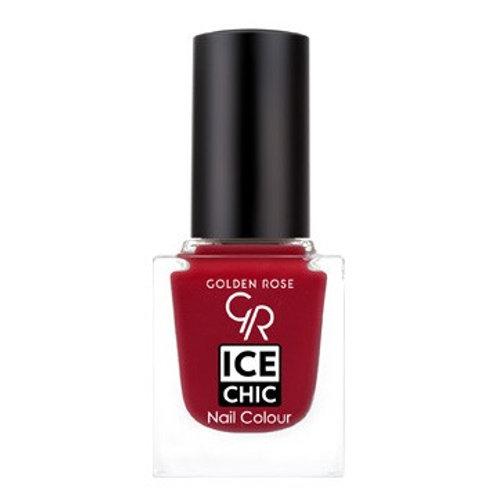 № 38 GR Ice Chic Лак для ногтей 10,5 мл.