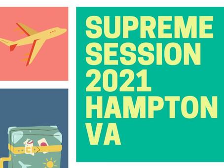 Supreme Session 2021