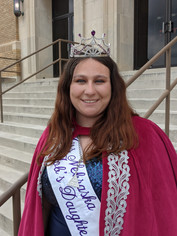Miss Nebraska Job's Daughter