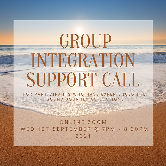 Integration Support Call