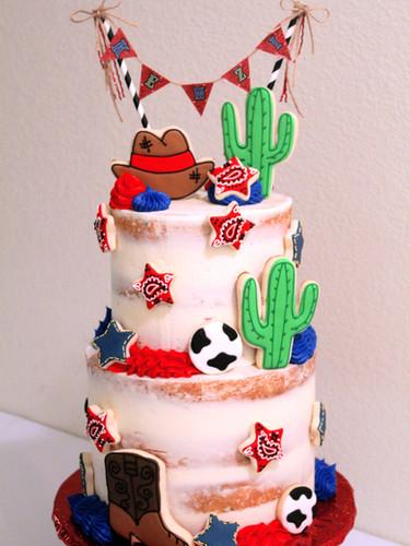 Cowgirl Cake