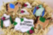 Race Horse Sugar Cookies