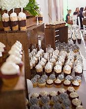Wedding Desset Bar Table