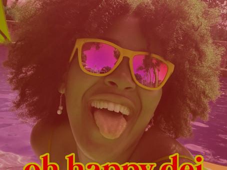 OHHappydej the podcast!!