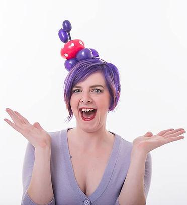 Marley Jo, Balloon Artist