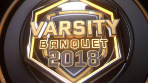 2018 Varsity Football Banquet Video - South Hills High School