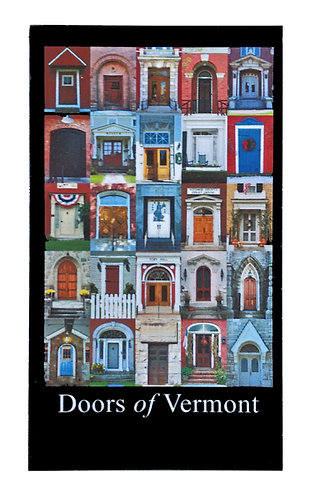 Small Doors of Vermont Magnet 3.5″ x 2″