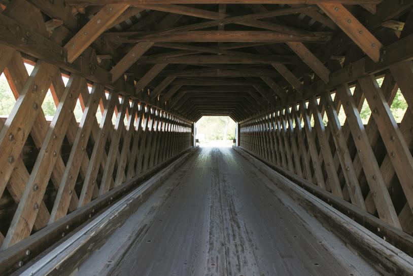 Paper Mill Covered Bridge