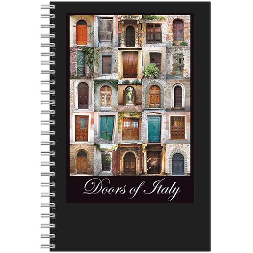 Notebook – Doors of Italy 5.47″ x 8.52″