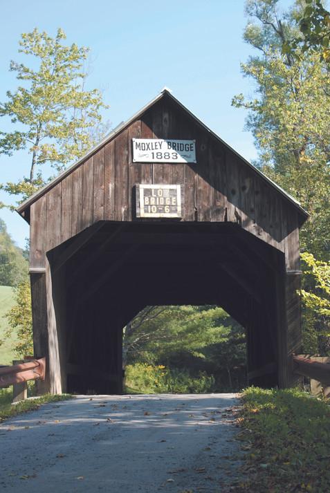 Moxley Covered Bridge