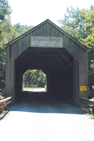 Kingsley Covered Bridge