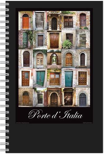 Notebook – Porte d'Italia 5.47″ x 8.52″