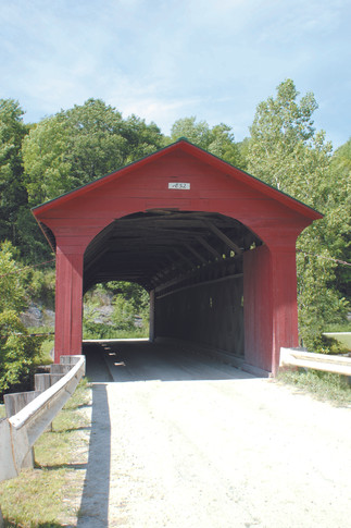 Arlington Green Covered Bridge