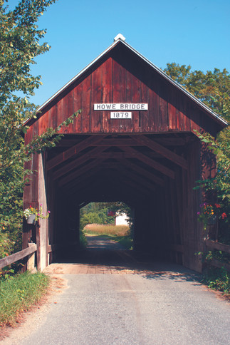Howe Covered Bridge