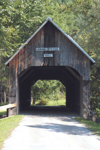 Larkin Covered Bridge