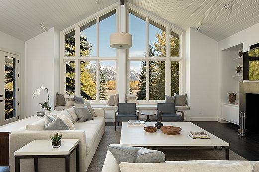 Rustic Modern Interiors