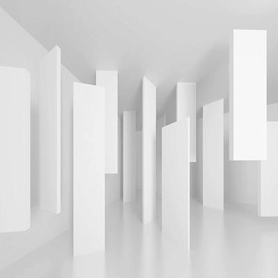 stolby-abstrakciya-3d