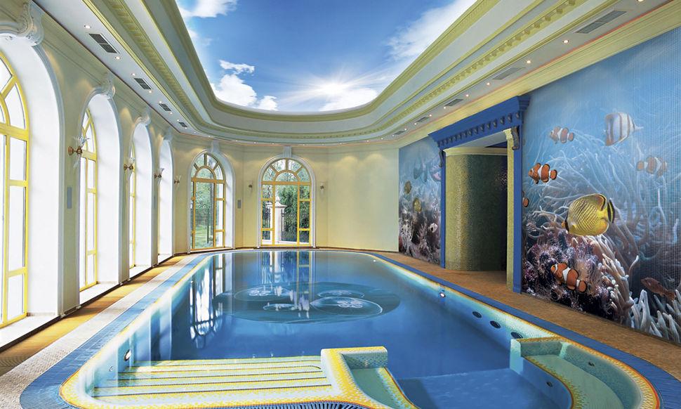 Мозаика в бассейн