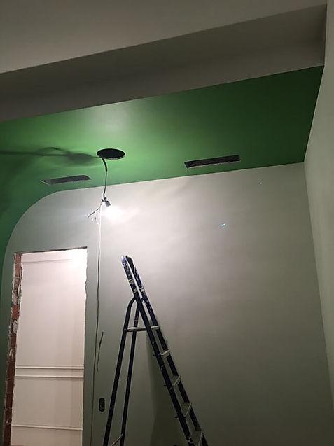 Стена под фреску