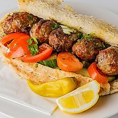 Sheftalia Kebab