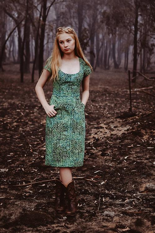 The Jallamara Dress Fern