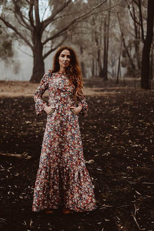 The Rainforest Countess Sunburnt Land