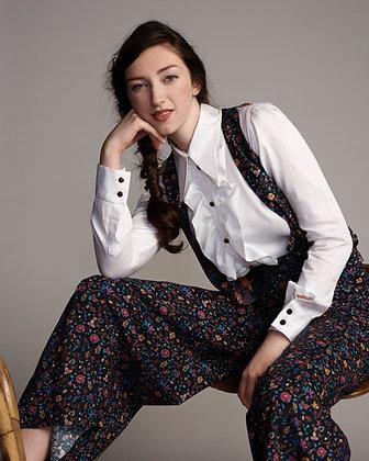 Hepburn corduroy trousers