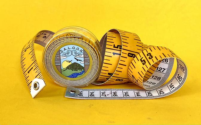 Saloon Tape Measure