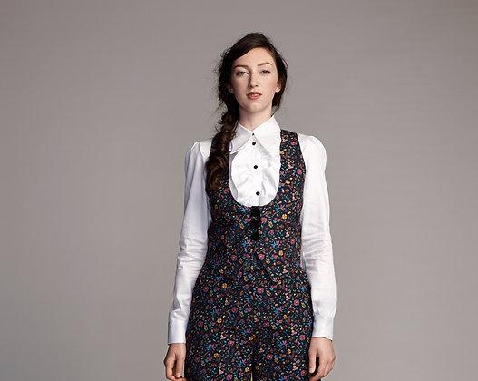 Hepburn corduroy waistcoat