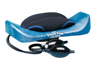 Posture pump elliptical back rocker mode