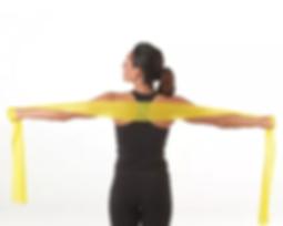 Theraband Latex Yellow, Gardner Chiropractic and Neurology
