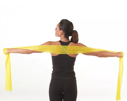 Theraband Latex Yellow, Gardner Chiropractic and Neurology