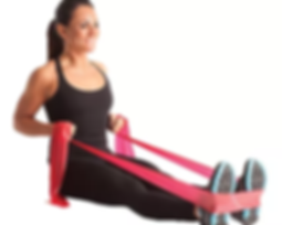 Theraband Latex Red, Garder Chiropractic and Neurology