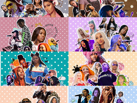 Happy International Women's Day: Hip Hop Edition