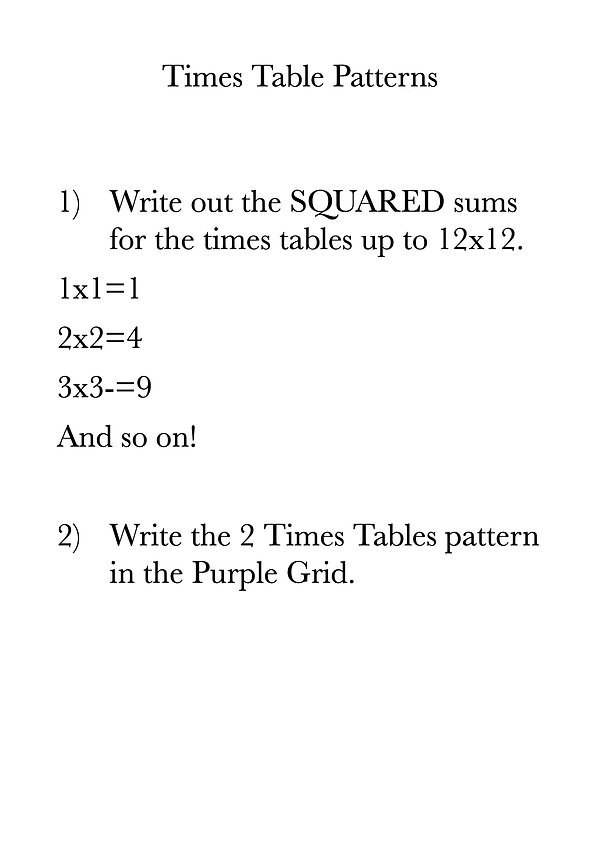 Wednesday Times Table Practice.jpg