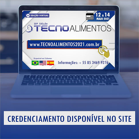 card 7 credenciamento online tecnoalimen